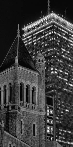 Photograph - Prudential Center - Boston by Joann Vitali