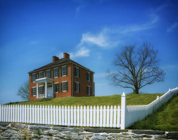 Antietam Photograph - Pry House - Antietam Battlefield by Mountain Dreams