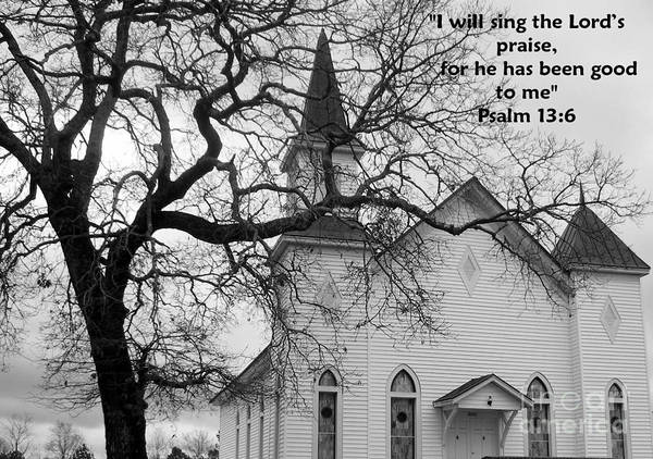 Photograph - Psalm 13 by Andrea Anderegg