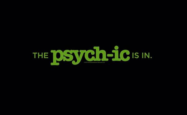 Gus Wall Art - Digital Art - Psych - The Psychic Is In by Brand A