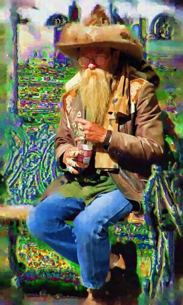 Digital Art - Psychedelic Day Dreams by Alec Drake