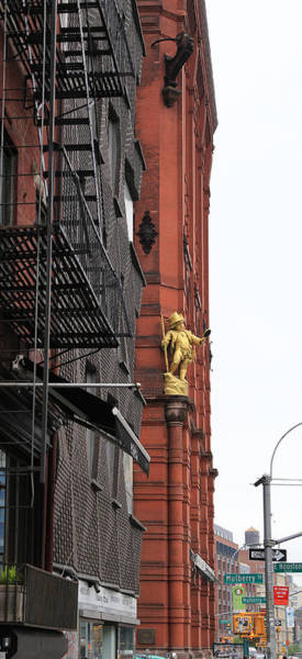 Photograph - Puck Building New York 1 by Andrew Fare