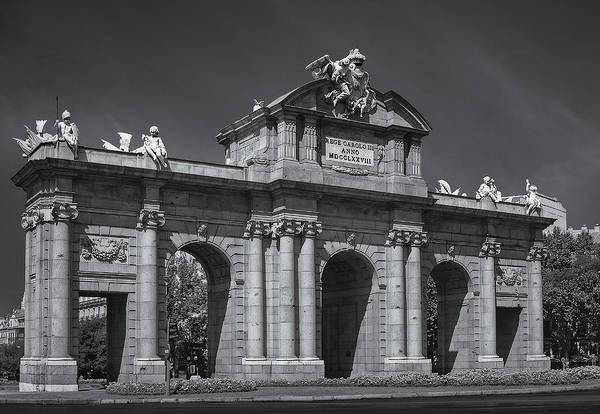 Photograph - Puerta De Alcala by Susan Candelario