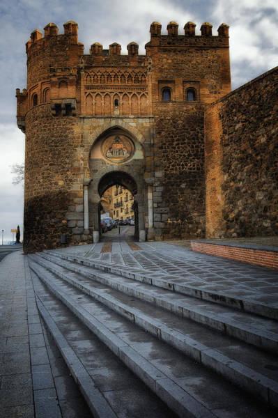 Wall Art - Photograph - Puerta Del Sol Toledo by Joan Carroll