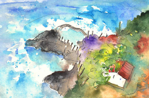 Painting - Puerto De La Cruz 06 by Miki De Goodaboom