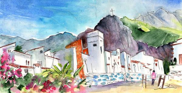 Painting - Puerto De Las Nieves 02 by Miki De Goodaboom