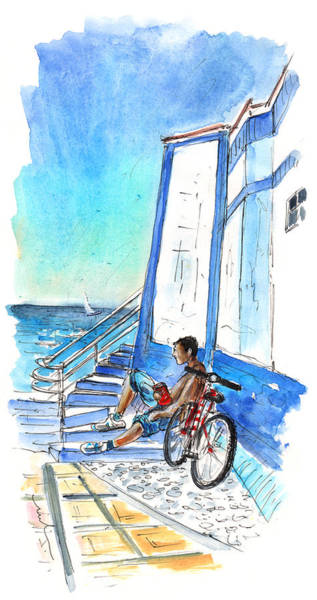 Painting - Puerto De Las Nieves 03 by Miki De Goodaboom