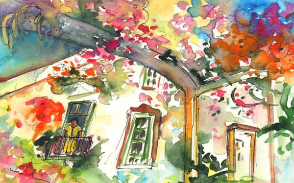 Painting - Puerto Mogan 04 by Miki De Goodaboom