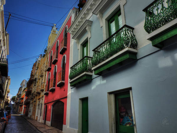 Photograph - Puerto Rico - Old San Juan 003 by Lance Vaughn