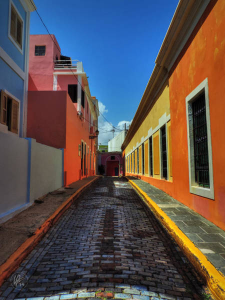 Photograph - Puerto Rico - Old San Juan 009 by Lance Vaughn