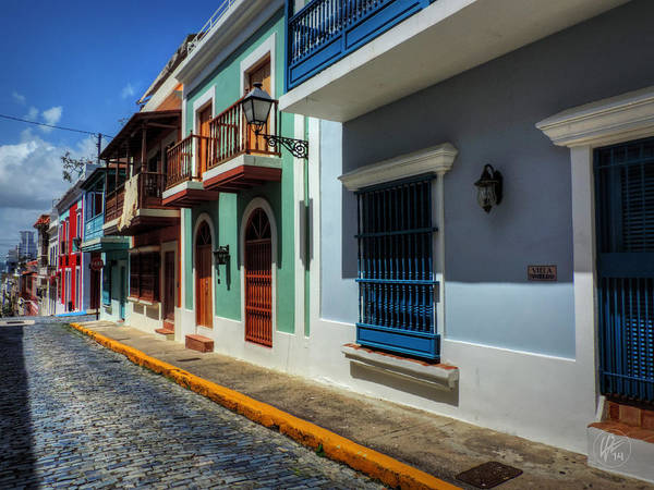 Photograph - Puerto Rico - Old San Juan 010 by Lance Vaughn