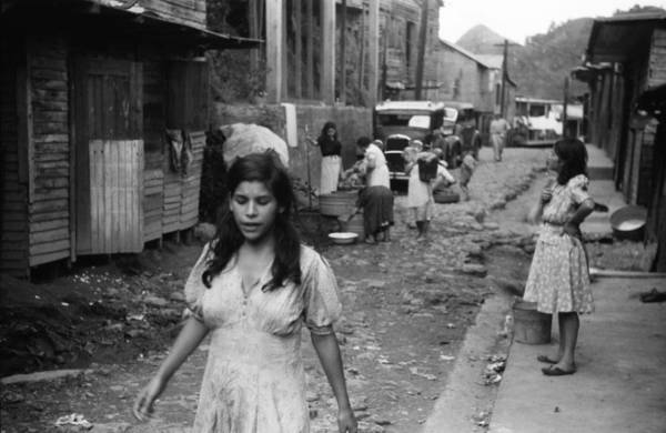 Photograph - Puerto Rico Slum, 1942 by Granger