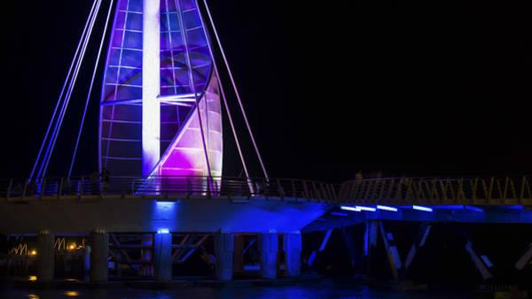 Jalisco Photograph - Puerto Vallarta Pier by Aged Pixel
