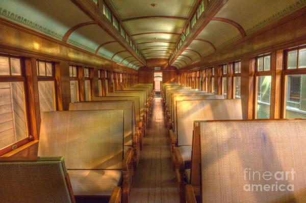 Porter Photograph - Pullman Porter Train Car by Bob Christopher