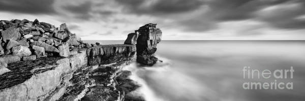 Water Erosion Photograph - Pulpit Rock by Rod McLean