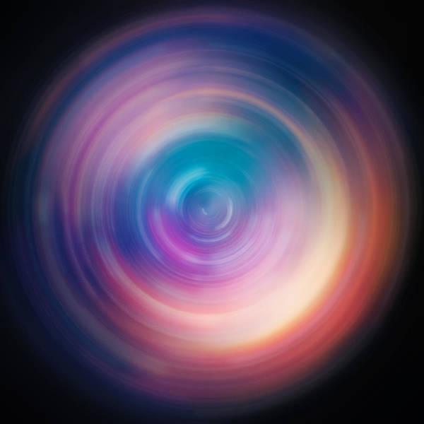 Wall Art - Photograph - Pulse Spin Art by Jennifer Rondinelli Reilly - Fine Art Photography