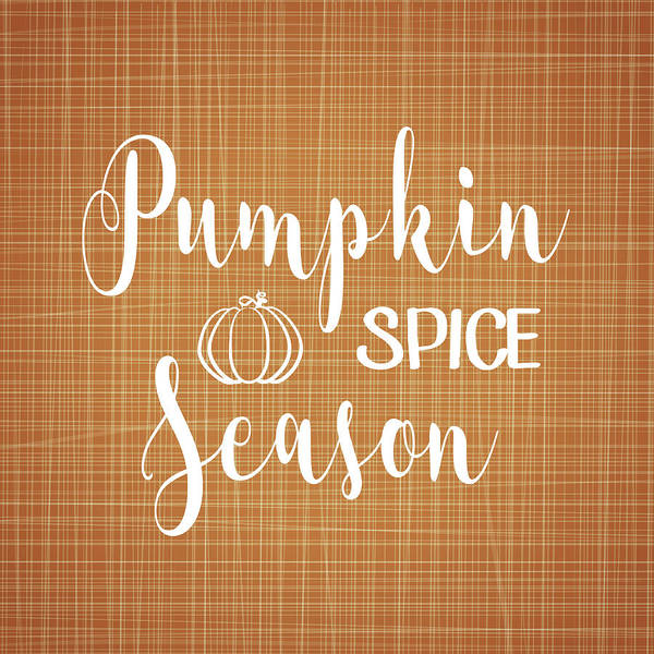 Autumn Wall Art - Painting - Pumpkin Spice by Tamara Robinson