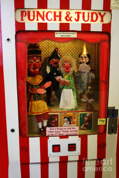 Photograph - Punch And Judy by Doc Braham