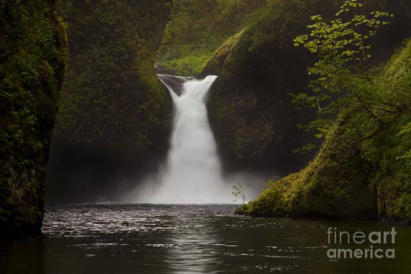 Wall Art - Photograph - Punchbowl Falls by Keith Kapple