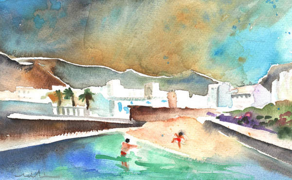 Painting - Punta Mujeres 01 by Miki De Goodaboom