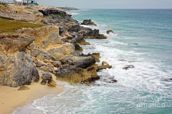 Isla Mujeres Photograph - Punta Sur by Charline Xia