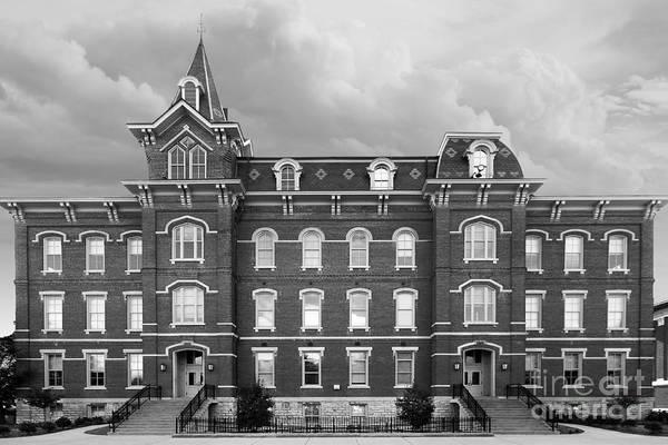 Photograph - Purdue University Hall by University Icons