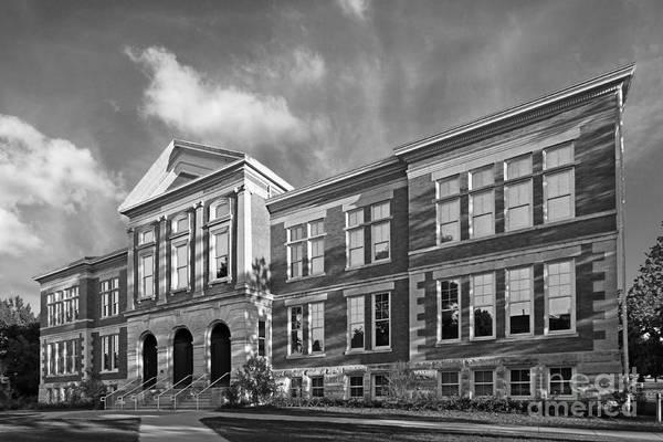 Photograph - Purdue University Pfendler Hall by University Icons