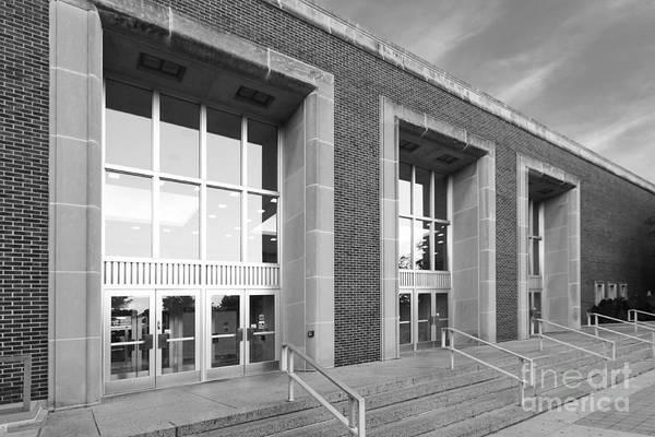 Photograph - Purdue University Stewart Center by University Icons