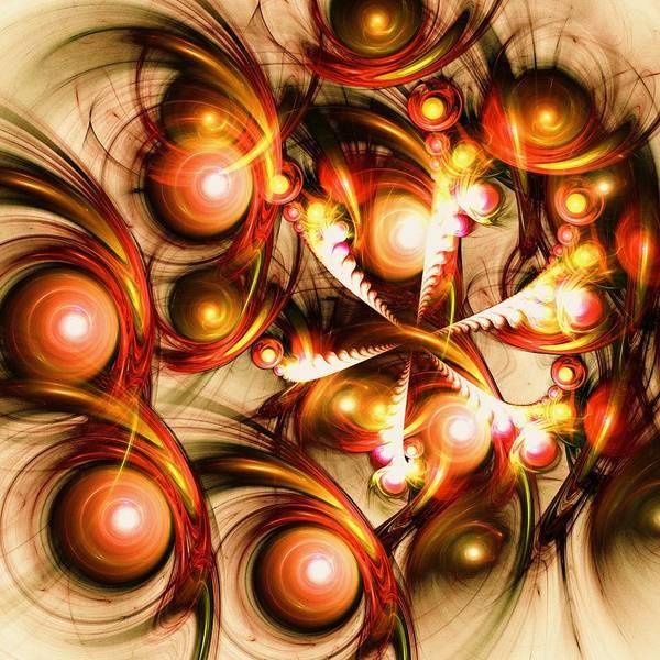 Digital Art - Pure Energy by Anastasiya Malakhova