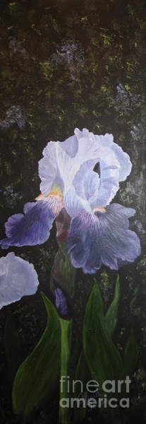 Painting - Purple Elegance by Alicia Fowler