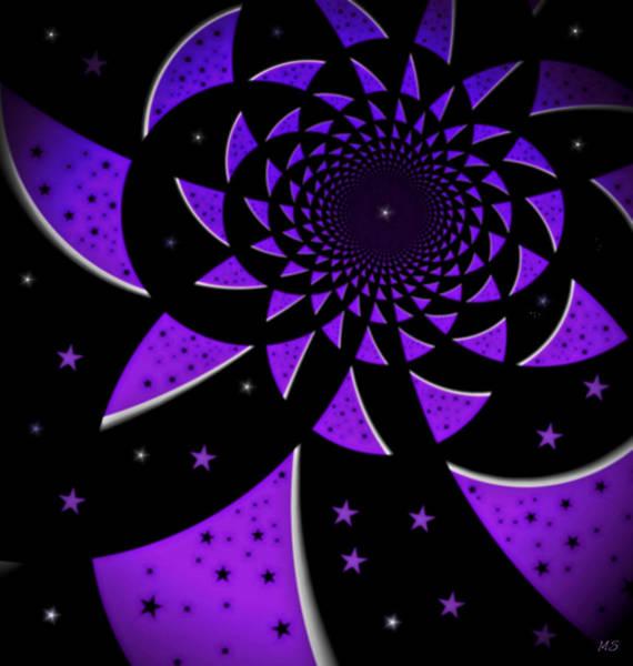 Purple Haze Digital Art - Purple Haze by Absinthe Art By Michelle LeAnn Scott