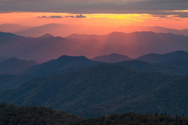Photograph - Purple Mountains Majesty by Doug McPherson