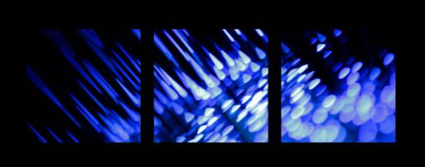 Photograph - Purple Rain Series Layout by Dazzle Zazz