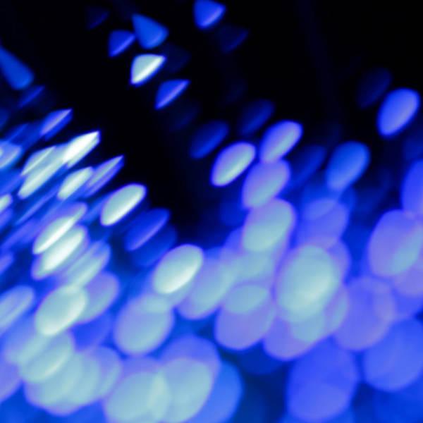 Photograph - Purple Rain Series Part 3 by Dazzle Zazz