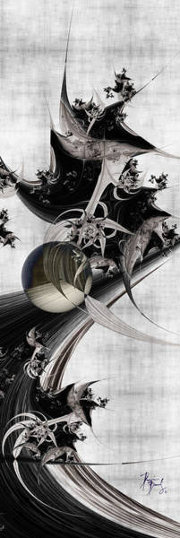 Digital Art - Pv-02 by Dennis Brady