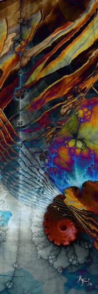 Digital Art - Pv-08 by Dennis Brady