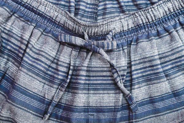 Mens Clothing Wall Art - Photograph - Pyjama Trousers by Tom Gowanlock