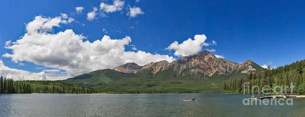 Photograph - Pyramid Lake And Mountain by Charles Kozierok