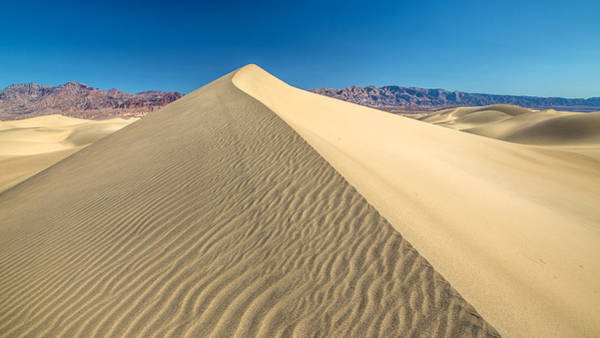 Photograph - Pyramid Sand Dunes by Pierre Leclerc Photography