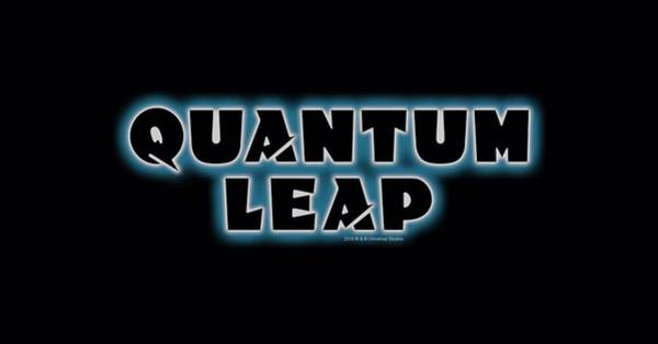 Quantum Digital Art - Quantum Leap - Logo by Brand A