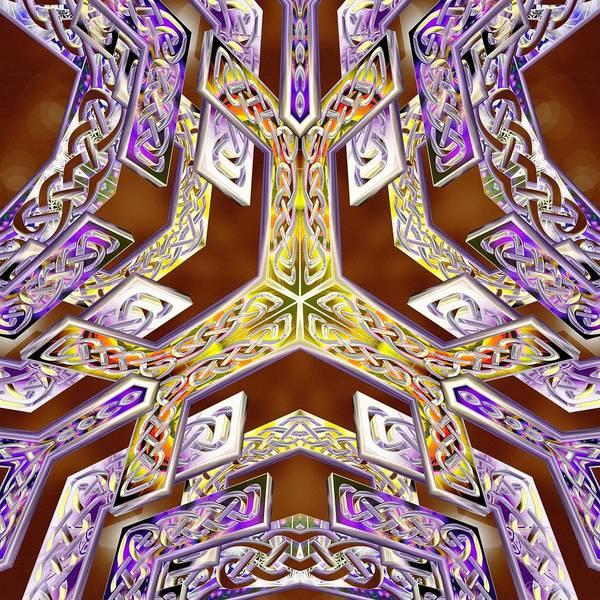 Digital Art - Quantum Legacy by Derek Gedney
