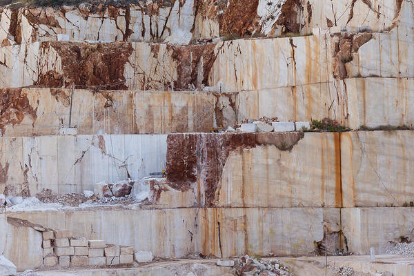 Photograph - Quarry Levels by Paul Indigo