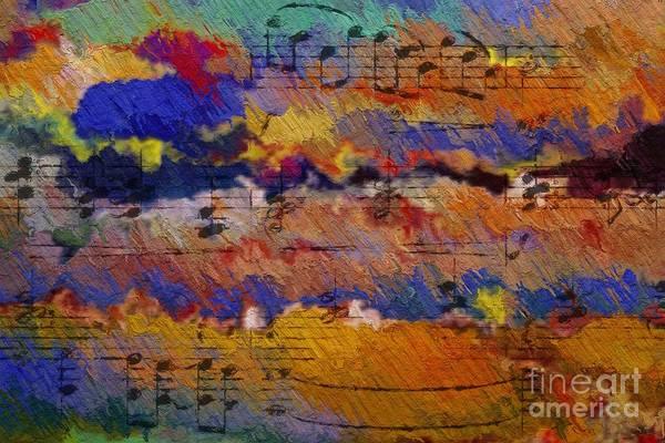 Quartexture 1 Art Print