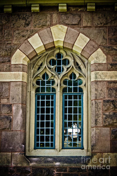 Wall Art - Photograph - Quatrefoil Window by Colleen Kammerer