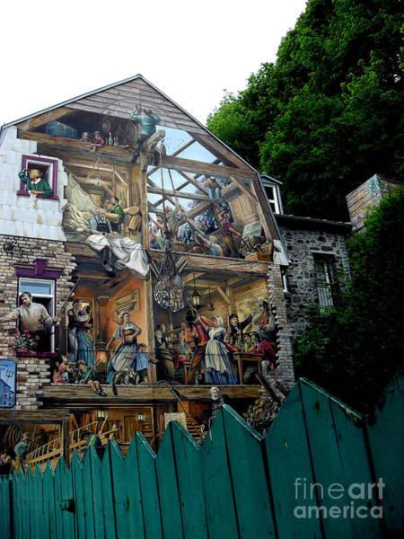 Quebec City Digital Art - Quebec City  Canada by Iris Gelbart