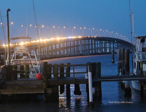 Photograph - Queen Isabella Causeway by Pat McGrath Avery