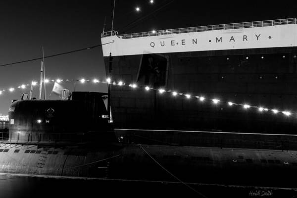 Wall Art - Photograph - Queen Mary And Scorpion by Heidi Smith