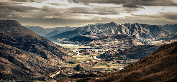 Photograph - Queenstown View by Chris Cousins