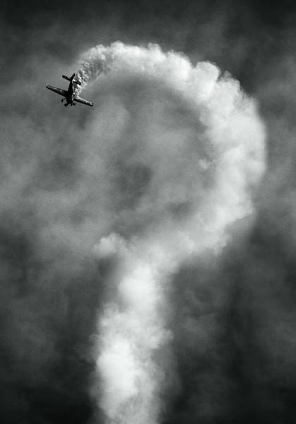 Pilot Photograph - Questions About This Manoeuvre?, Anyone?, No? by Artistname