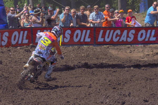 Washougal Photograph - Quick Turn 2 by Brian McCullough